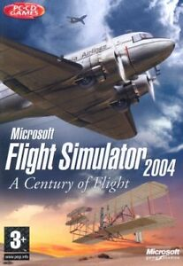 Flight Simulator 2004 - CLASSIC / $50 OBO