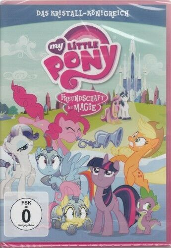 My Little Pony: Das Kristall-Königreich - Staffel 3 Volume 1 (DVD)