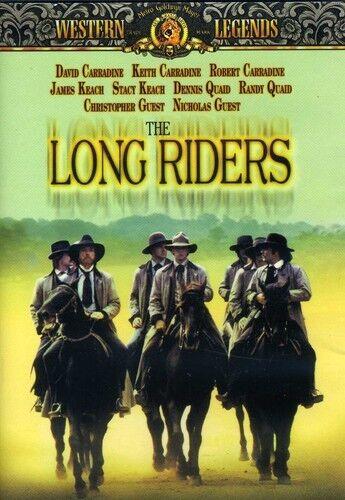 [DVD NTSC/1 NEW] LONG RIDERS