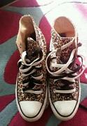 Converse High Tops Size 6