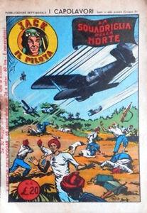 JACK-IL-PILOTA-edizioni-A-R-C-gt-originale-del-1948-gt-v-e-d-i