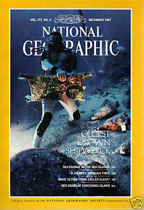 Twelve National Geographic Magazines from 60s, 70s and 80s.