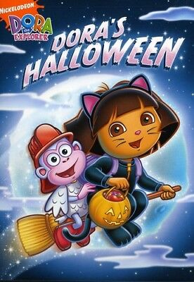 Dora the Explorer - Dora's Halloween [New DVD] Full Frame, Repackaged, - Dora's Halloween