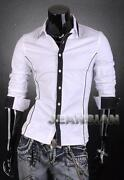 Mens Formal Dress Shirts