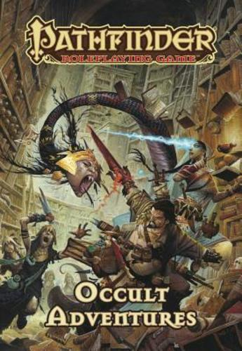 Pathfinder Roleplaying Game: Occult Adventures By Jason Bulmahn: Used