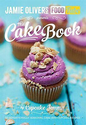 Jamie's Food Tube The Cake Book Jamie Oliver by Cupcake Jemma New Paperback Book