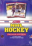 1990 Score Hockey