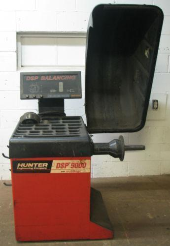 hunter dsp shop equipment supplies