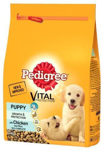 Pedigree Dry Dog Food | eBay