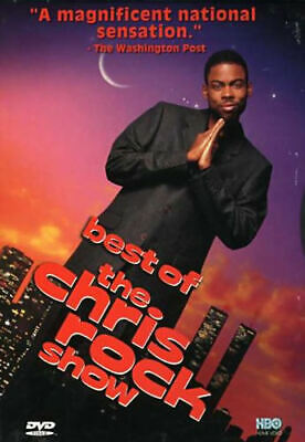 The Best of the Chris Rock Show (DVD, 1999, Snap-case) - Disc (The Best Of Chris Rock)