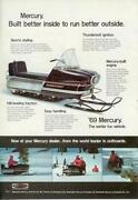 Mercury Snowmobile