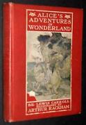 Alice in Wonderland Book 1st Edition