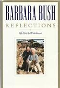 Barbara Bush Signed