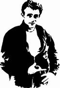 James Dean Decal