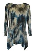Ladies Tunic Tops Size 14