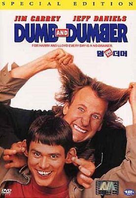 Dumb and Dumber / Dumb & Dumber (1994) Jim Carrey, Jeff Daniels DVD *NEW