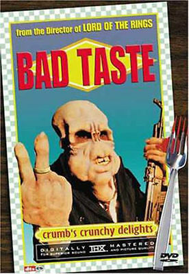 Bad Taste (1987) Terry Potter, Pete O