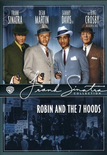 Robin and the 7 Hoods [Repackaged] (2008, REGION 1 DVD New)