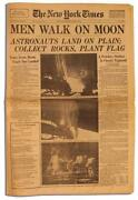 July 21 1969 Newspaper