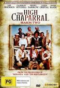 High Chaparral DVD