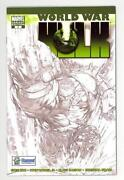 Incredible Hulk 1 Sketch