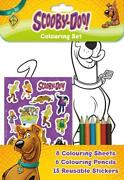 Scooby Doo Stickers