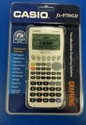 Casio Graphing Calculator FX-9750GII