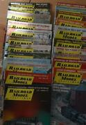 Model Railroader Magazine Lot