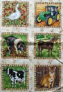 Tractor Fabric