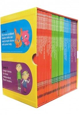 Ladybird Classic Read it Yourself 50 Books Children Collection Paperback Box Set