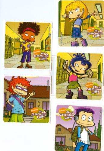 All Grown Up Toys : Rugrats all grown up ebay