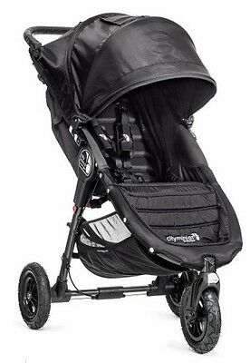 Baby Jogger 2016 City Mini GT Stroller- Black/ Black - Brand New! Free Shipping!