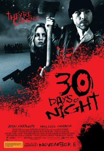 30 Days of Night Motion Picture Screenplay