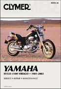 Yamaha Virago Manual