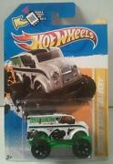 2012 Hot Wheels Monster Dairy Delivery