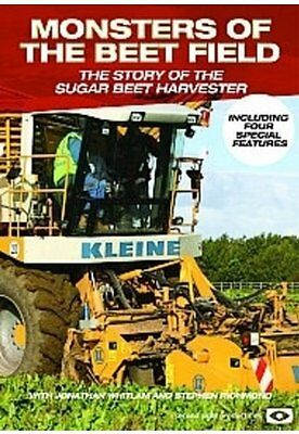 MONSTERS OF THE BEET FIELD THE STORY OF THE BEET HARVESTER DVD