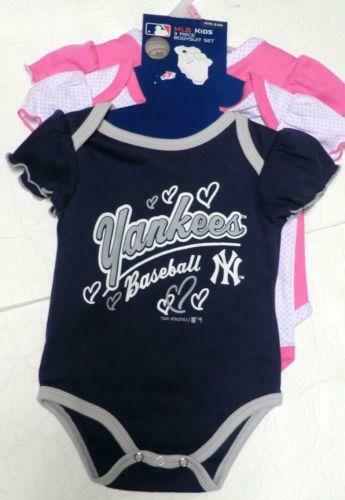 Yankees Baby Clothes Ebay