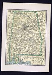 AL, FL, GA, MS, NC, SC
