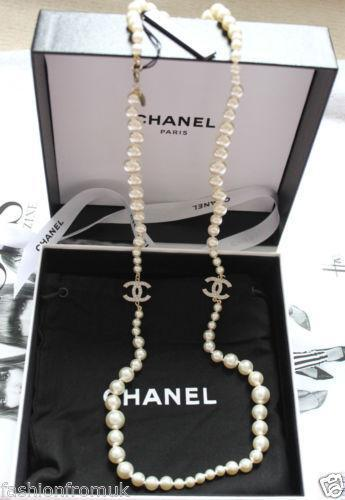 Chanel Costume Jewellery Ebay