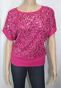 Womens XL Short Sleeve Top