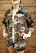 Womens Army Jacket