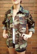 Womens Army Jacket