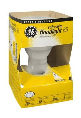 Ge Soft White 65w 755 Lumens R30 Indoor Floodlight Lbulb ...