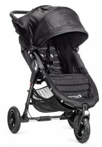 **Brand New Baby Jogger City Mini GT Stroller in black