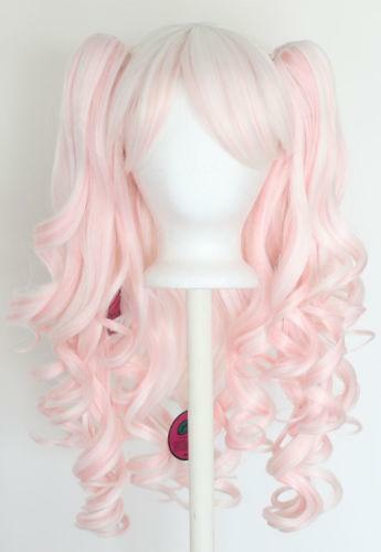 Pink And White Bedroom: Pink And White Wig