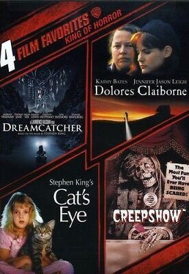 4 Film Favorites: King of Horror [New DVD]