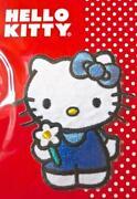 Hello Kitty Aufnäher