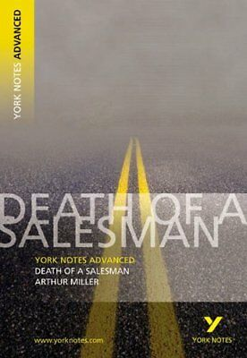 Death of a Salesman (York Notes Advanced series) By Arthur Miller,Adrian Page