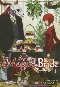 NEW The Ancient Magus' Bride Vol. 1 by Kore Yamazaki