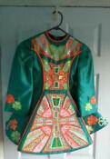 Green Irish Dancing Dress